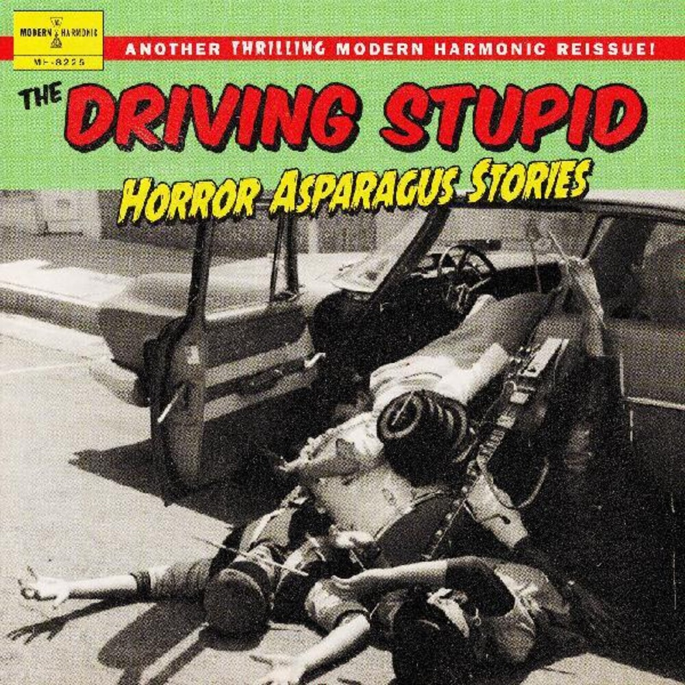 Driving Stupid - Horror Asparagus Stories [Colored Vinyl] (Grn)
