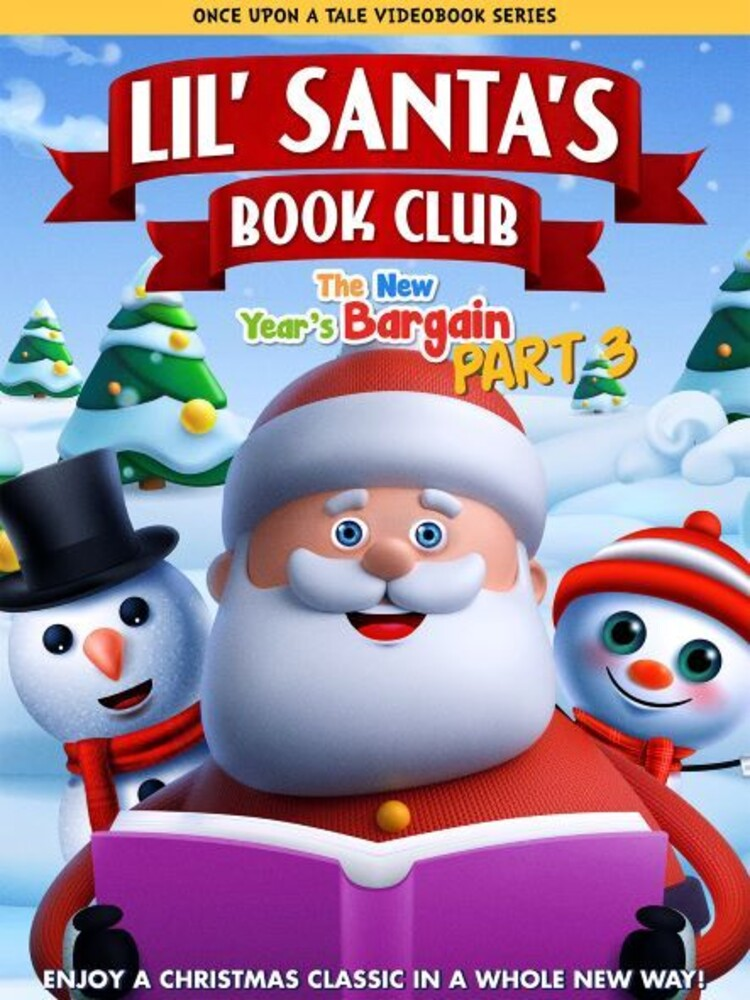 Dina Warren - Lil Santa's Book Club: The New Year's Bargain 3