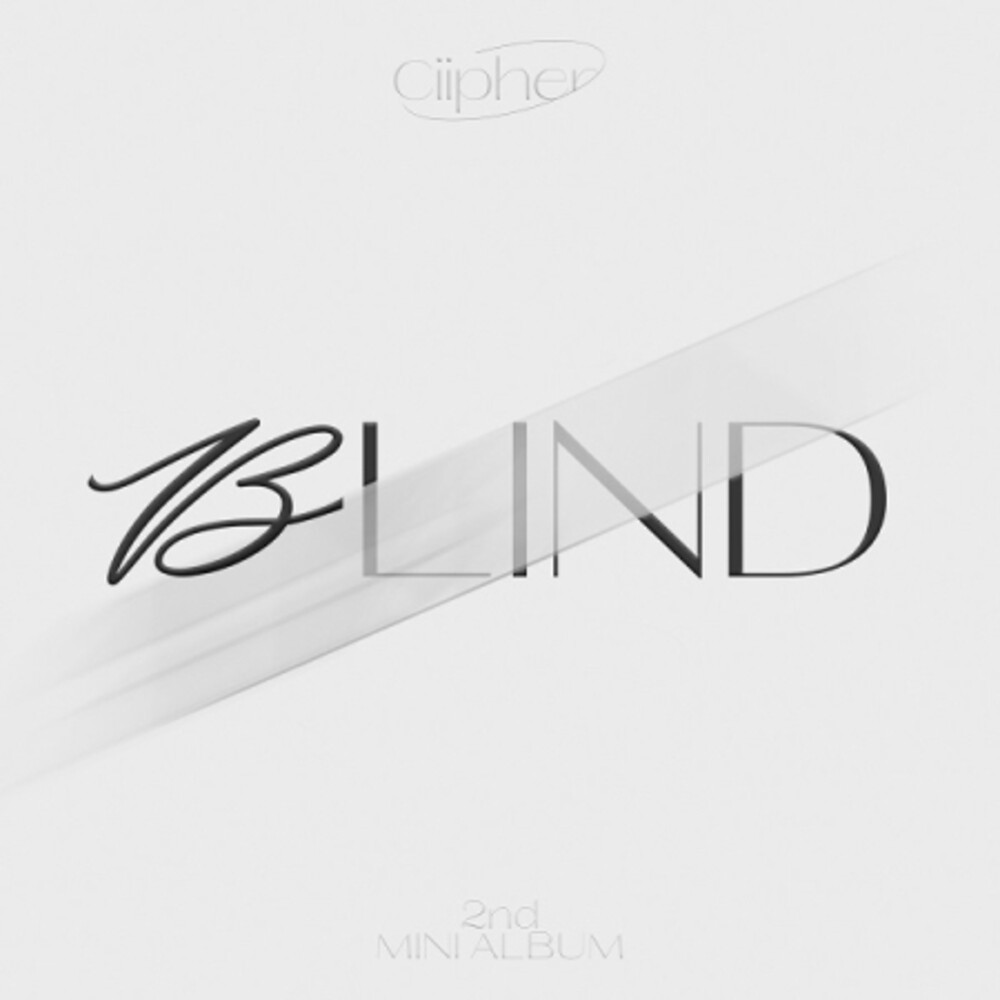 Ciipher - Blind (Pcrd) (Phob) (Asia)