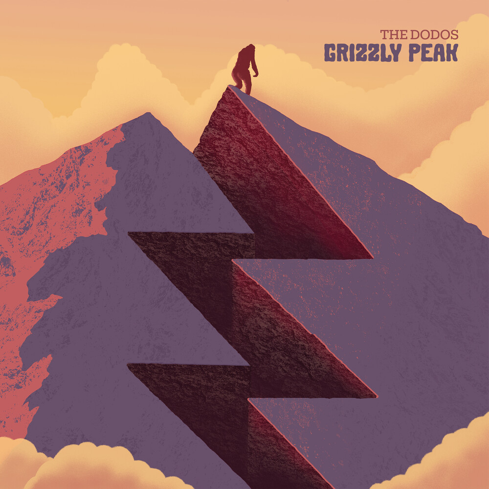 Dodos - Grizzly Peak (Light Pink Viny) [Colored Vinyl] (Pnk) [Download Included]