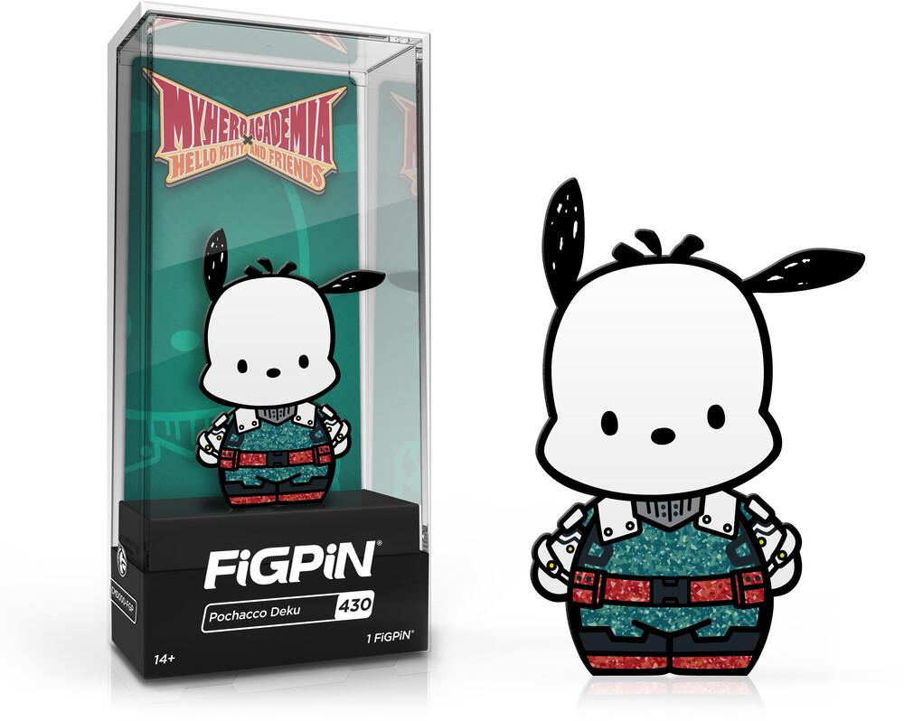 Figpin My Hero Academia H Kitty Pochacco Deku #430 - Figpin My Hero Academia H Kitty Pochacco Deku #430
