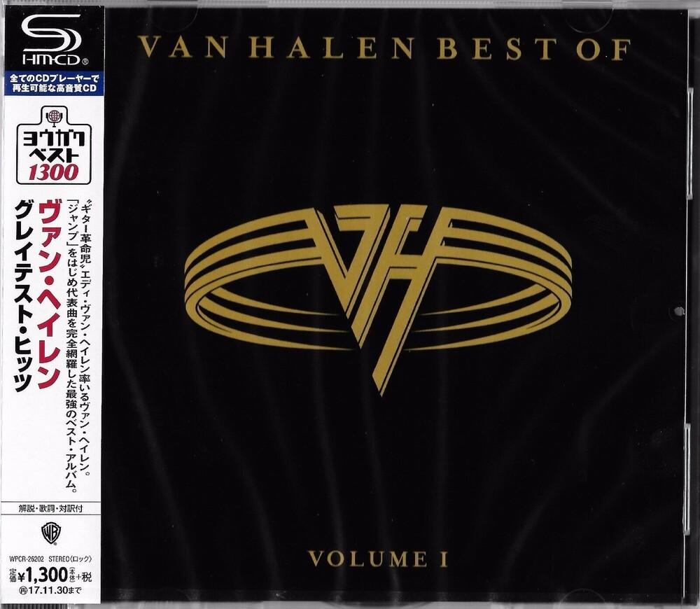 Van Halen - Best Of Volume 1 (SHM-CD)