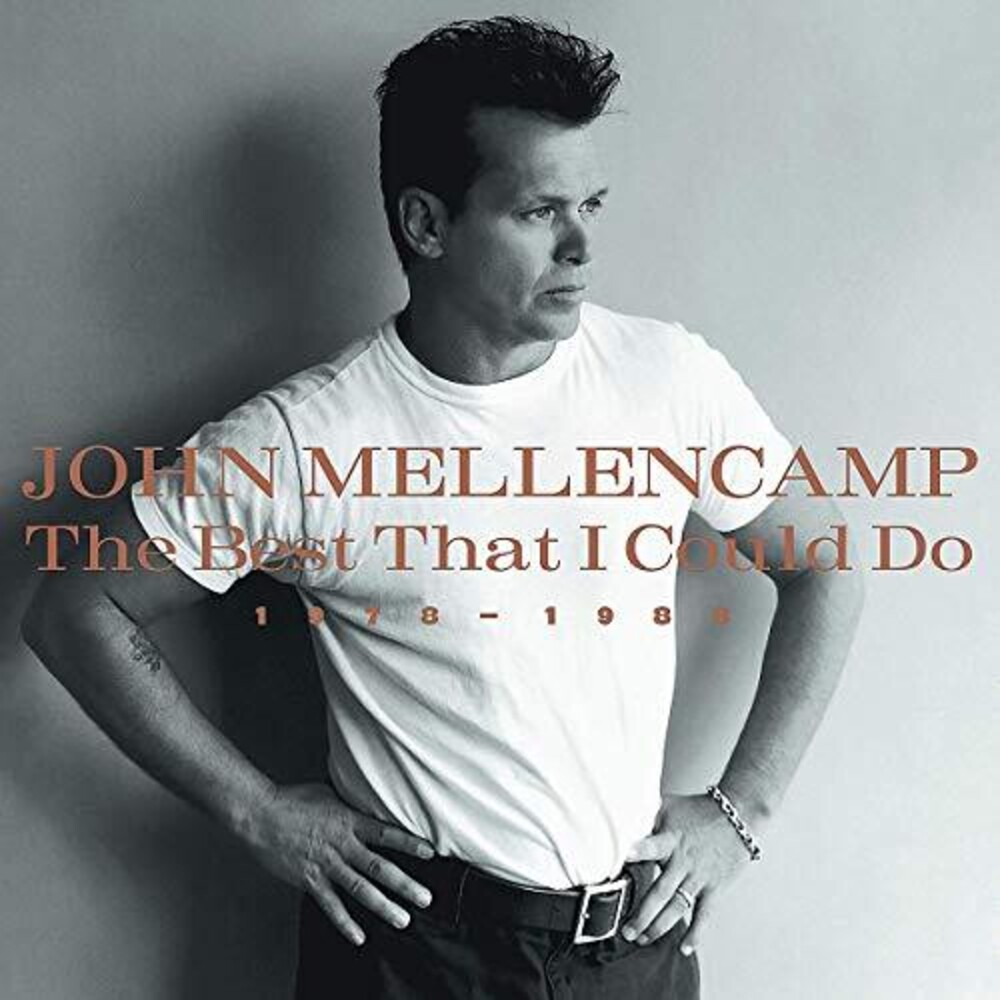John Mellencamp - The Best That I Could Do 1978-1988 [Limited Edition Gold 2LP]