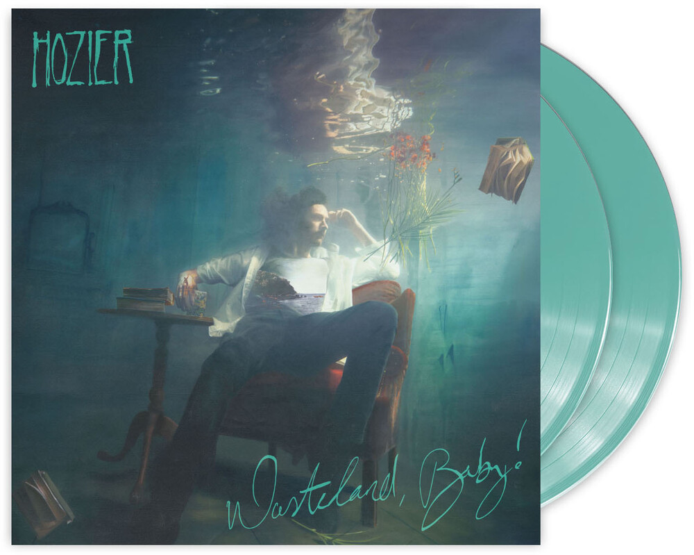 Hozier - Wasteland, Baby [Sea Glass Green] [2LP]