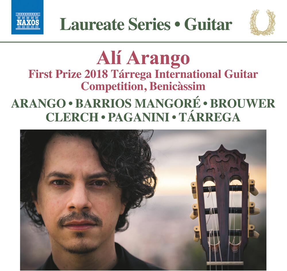 Alí Arango - 2018 Tarrega International