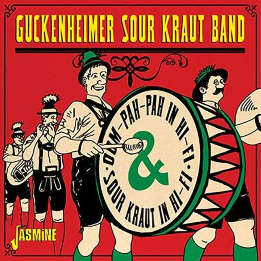 Guckenheimer Sour Kraut Band - Oom-Pah-Pah In Hi-Fi & Sour Kraut In Hi-Fi (Uk)