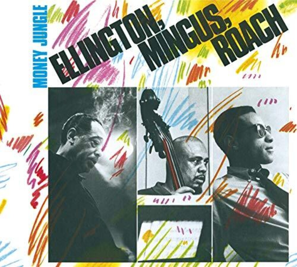 Duke Ellington / Mingus,Charles / Roach,Max - Money Jungle [Limited Digipak]