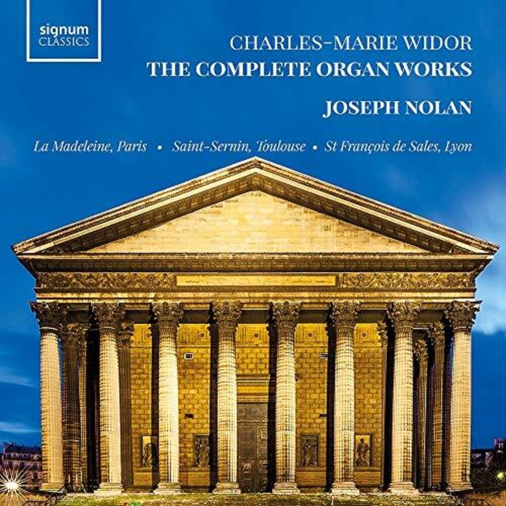 Joseph Nolan - Complete Organ Works