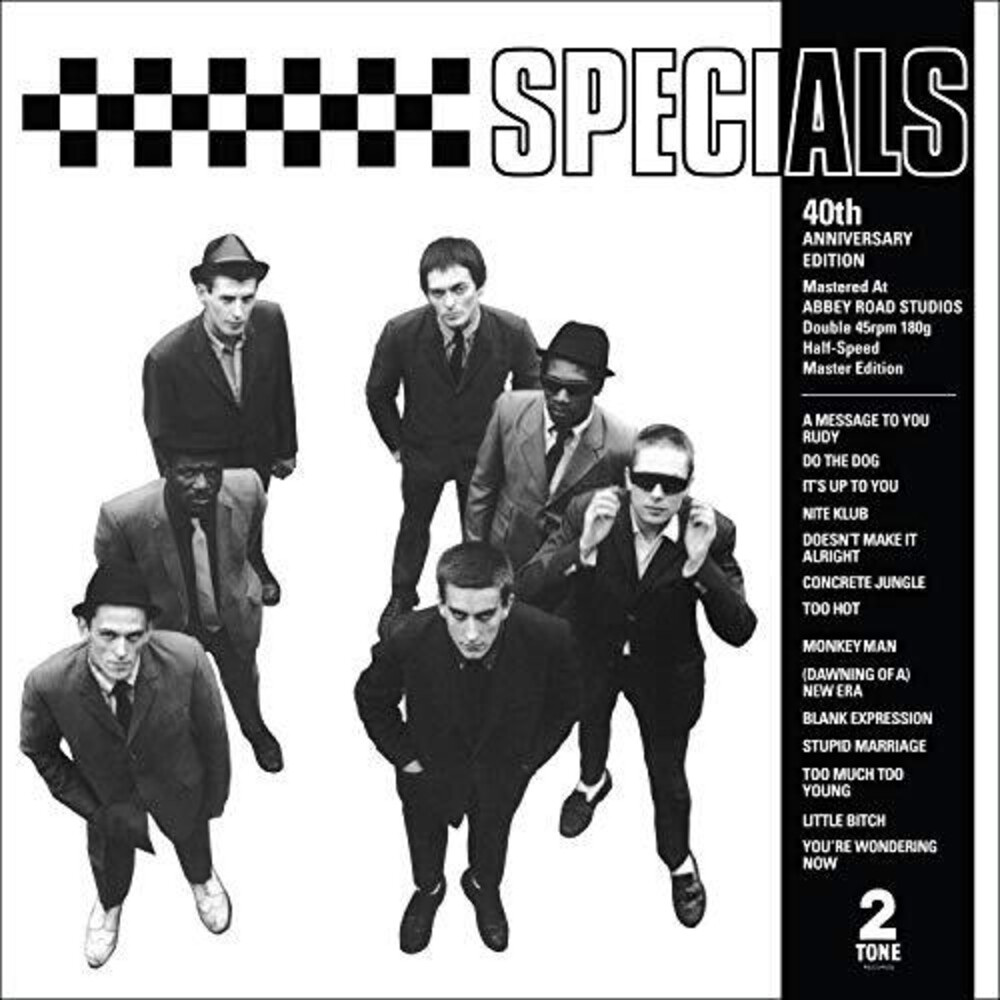The Specials - Specials (40th Anniversary Half-Speed Master)