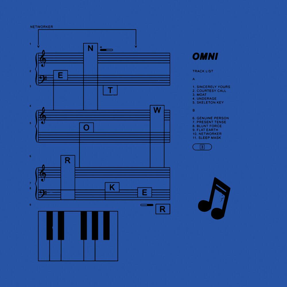 Omni - Networker [LP]