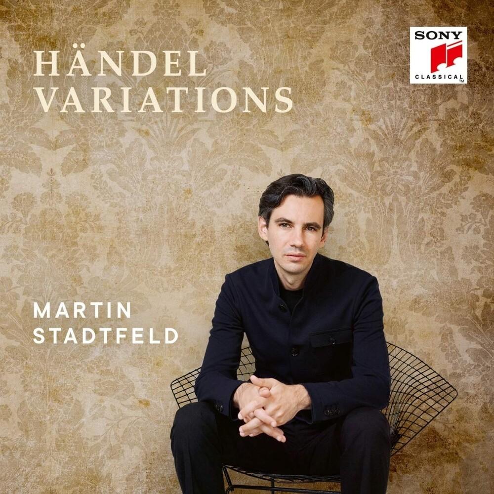 Handel / Martin Stadtfeld - Handel Variations