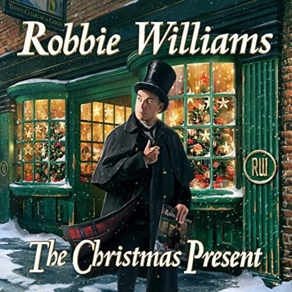 Robbie Williams - The Christmas Present [Import 2CD]