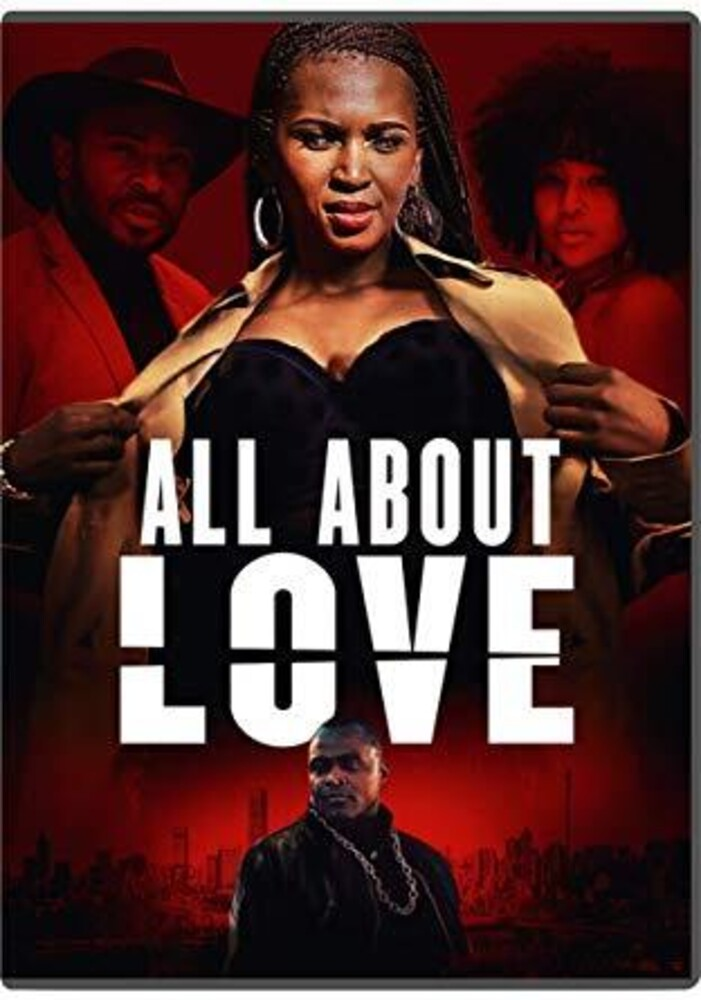 All About Love DVD - All About Love