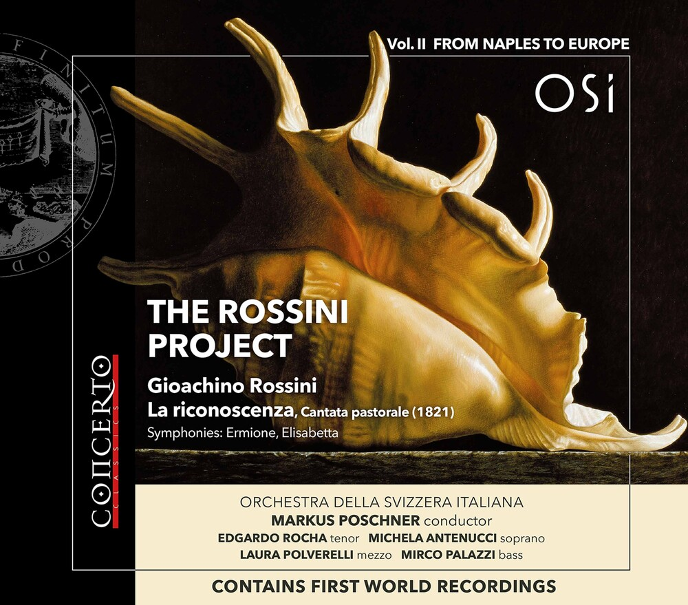 Rossini / Orchestra Della Svizzera Italiana - Rossini Project 2