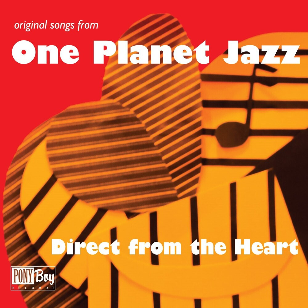One Planet Jazz - Direct From The Heart