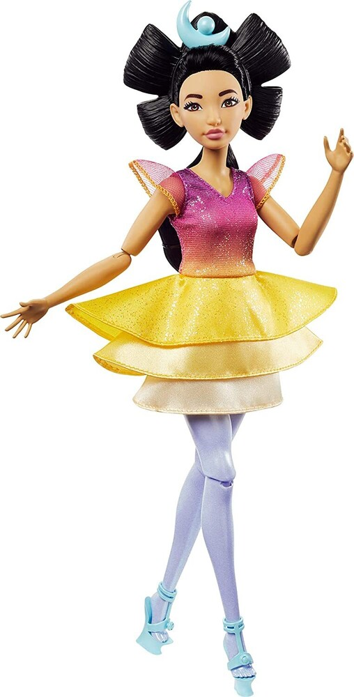 - Mattel - Over the Moon Chang'e Singing Goddess Doll (Netflix)