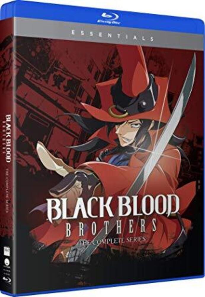 Black Blood Brothers: Complete Series - Black Blood Brothers: Complete Series
