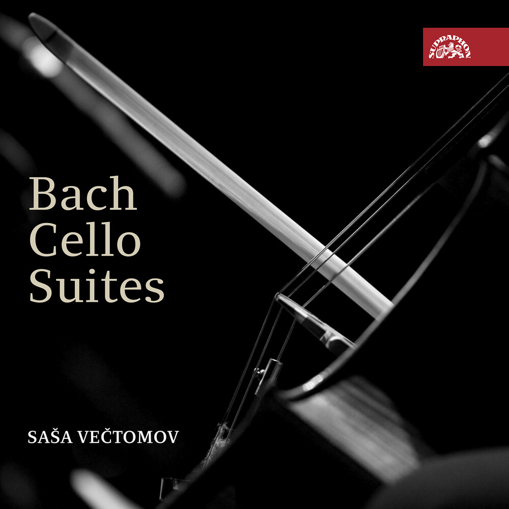 J Bach S / Sasa Vectomov - Cello Suites (2pk)