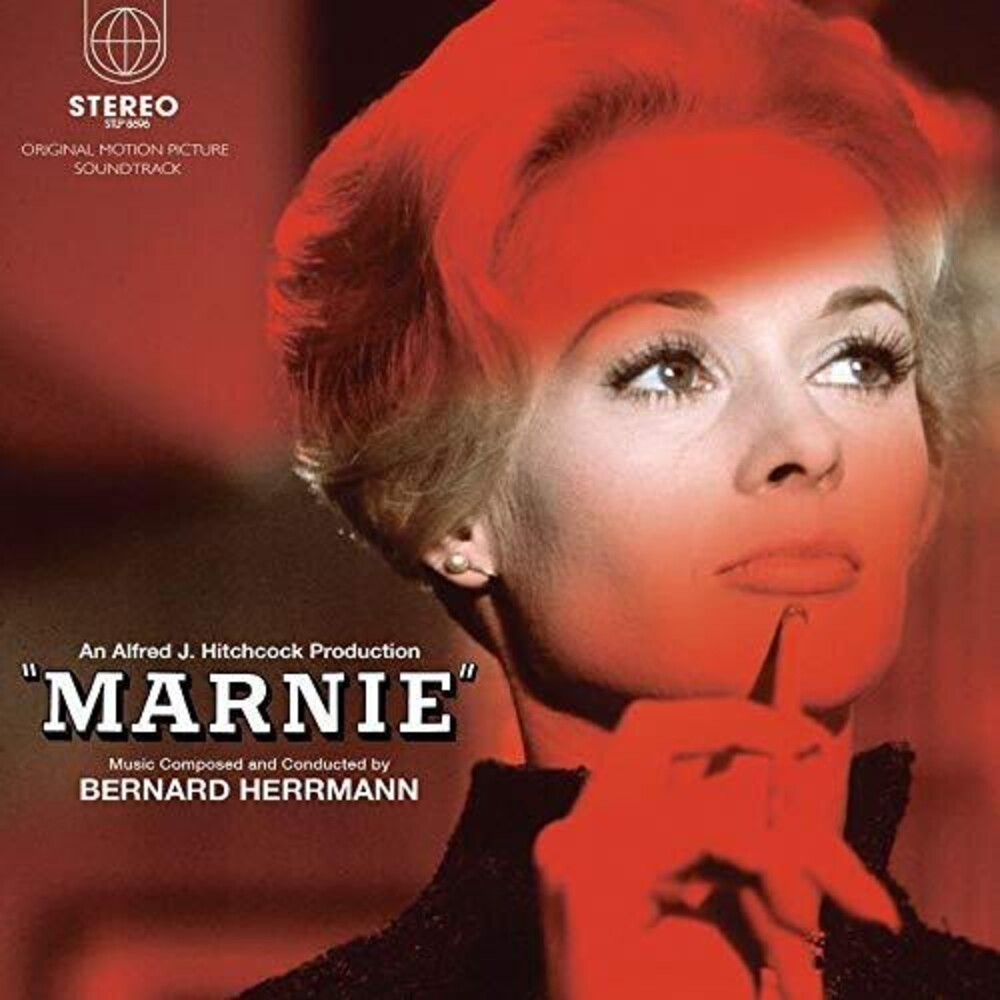 Bernard Herrmann Uk - Marnie (Original Motion Picture Soundtrack)