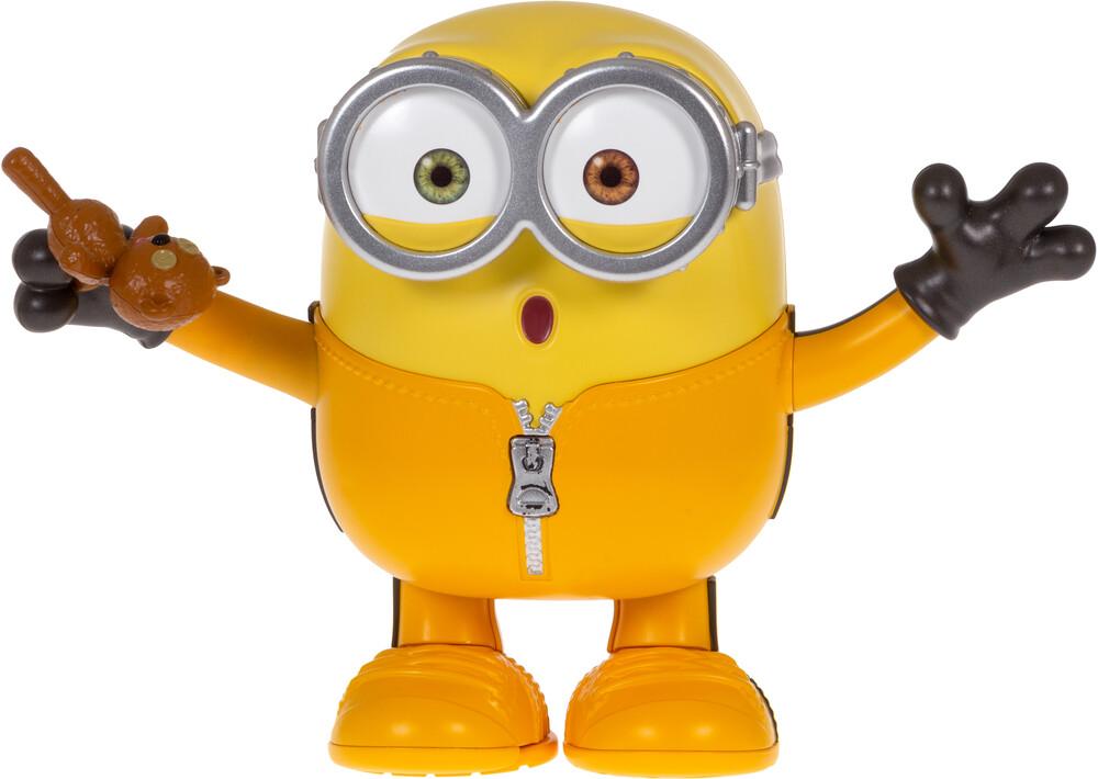 Minions - Mattel - Minions Black Belt Minion Bob (DreamWorks)