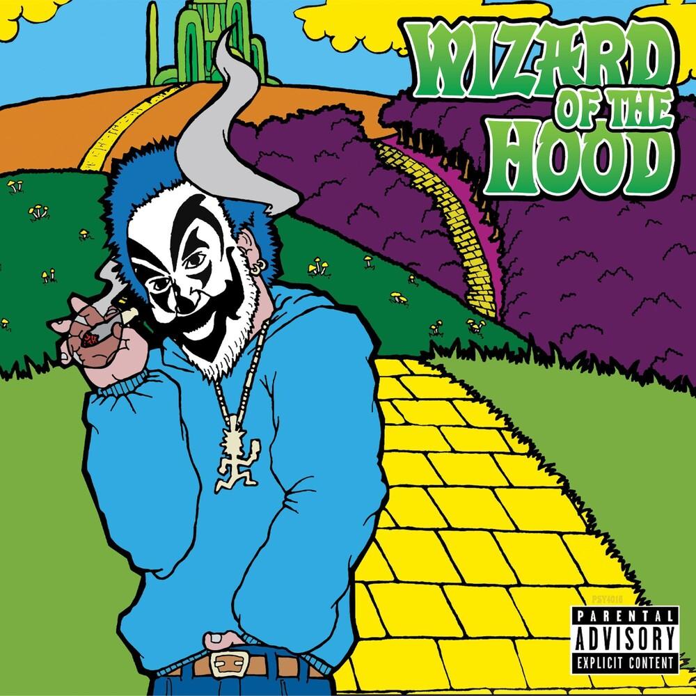 Violent J - Wizard of the Hood [LP]