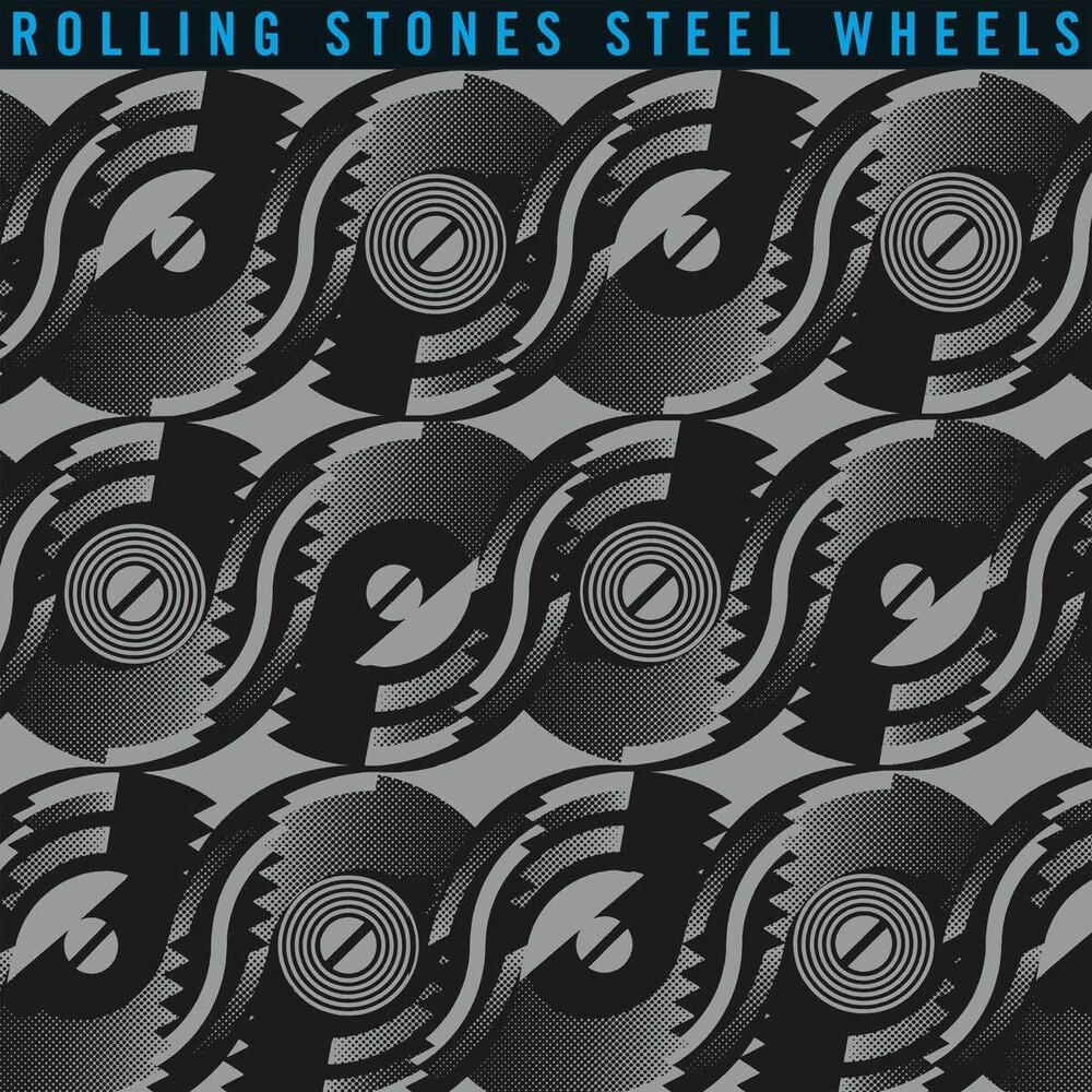 The Rolling Stones - Steel Wheels: Remasterd [LP]