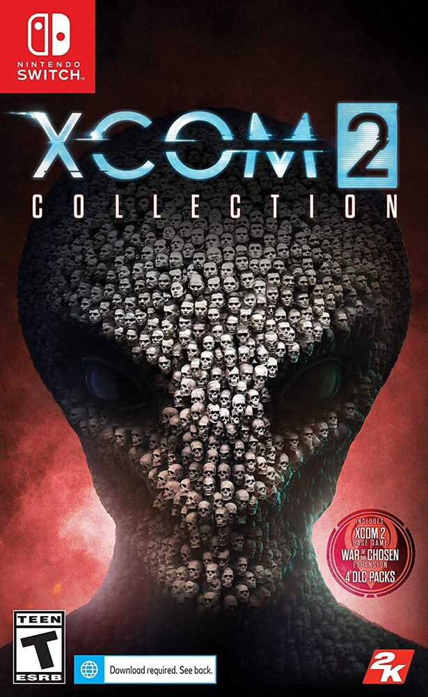 Swi Xcom 2 Collection - XCOM 2 Collection for Nintendo Switch