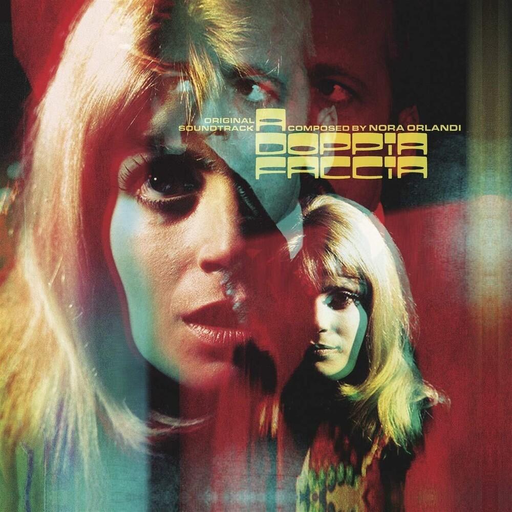 Nora Orlandi - A Doppia Faccia (Double Face) (Original Soundtrack)