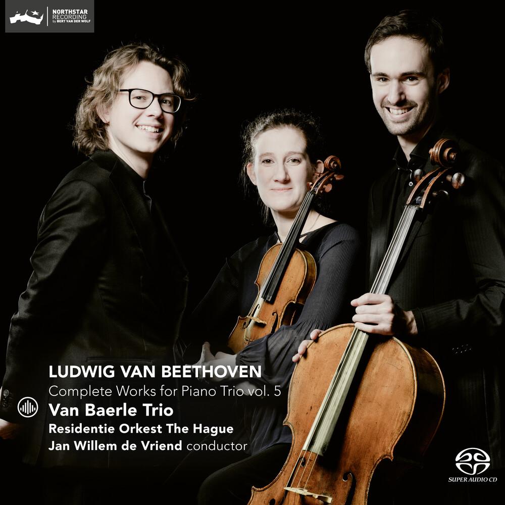 Van Baerle Trio - Complete Works Piano Trio 5