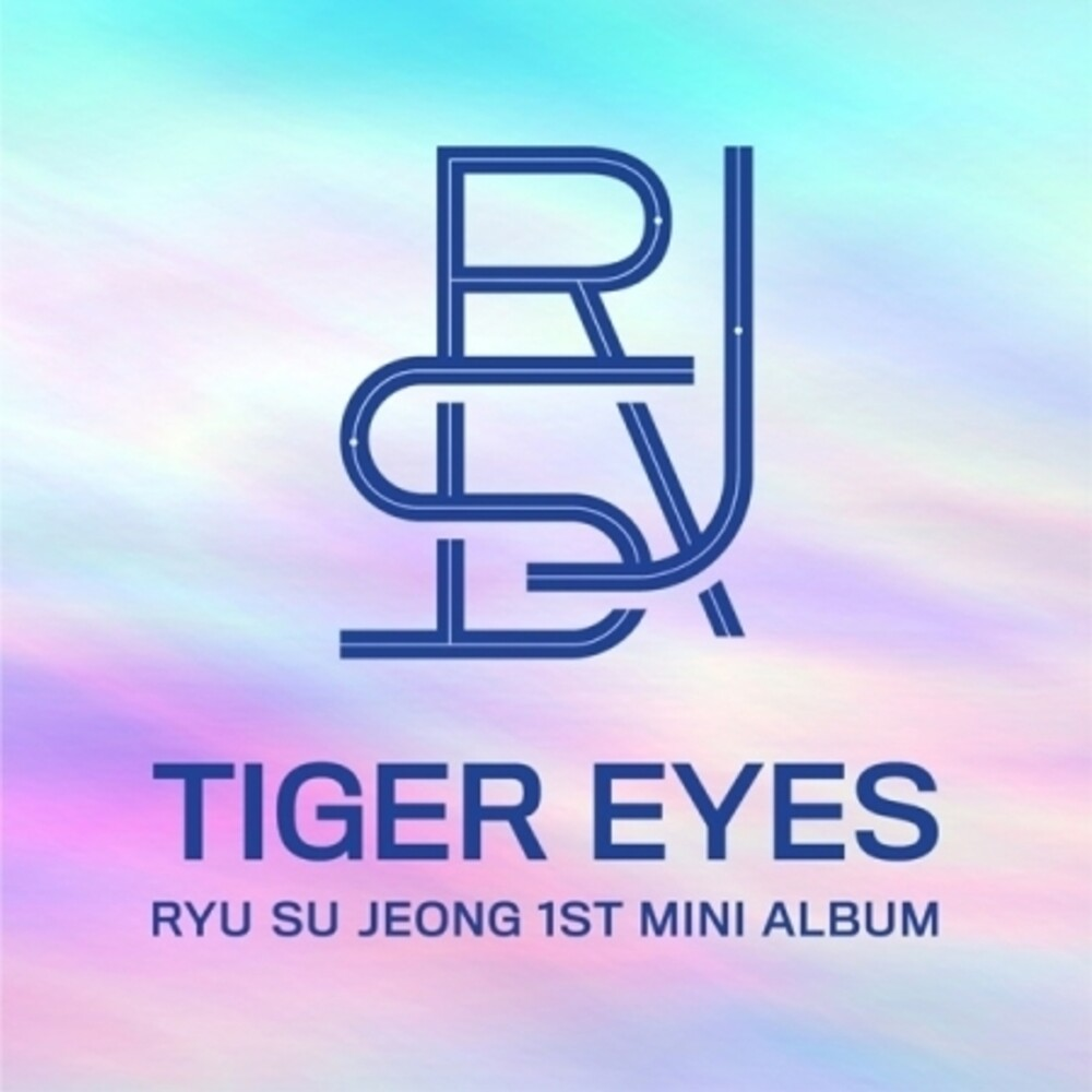 Ryu Su Jeong Lovelyz - Tiger Eyes (Asia)