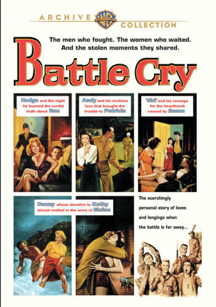 - Battle Cry (1954) / (Full Mod Amar Sub)