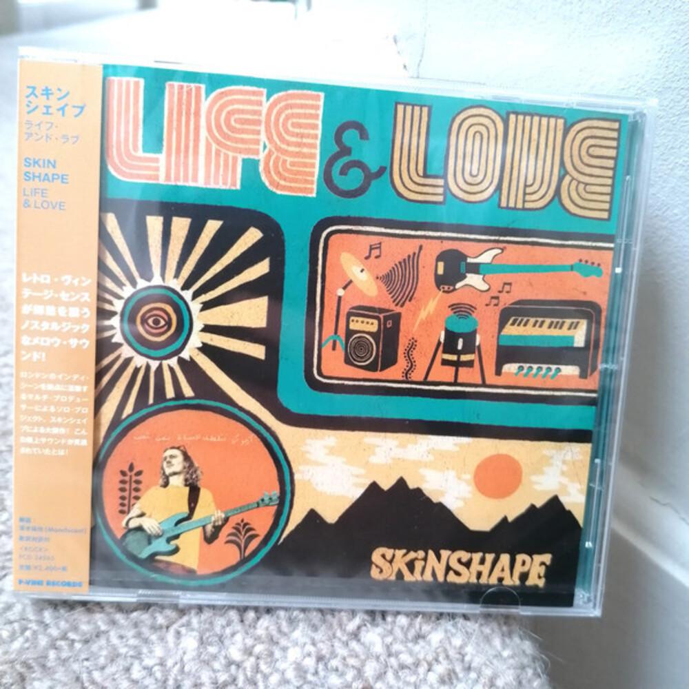 Skinshape - Life & Love (Bonus Track) (Jpn)