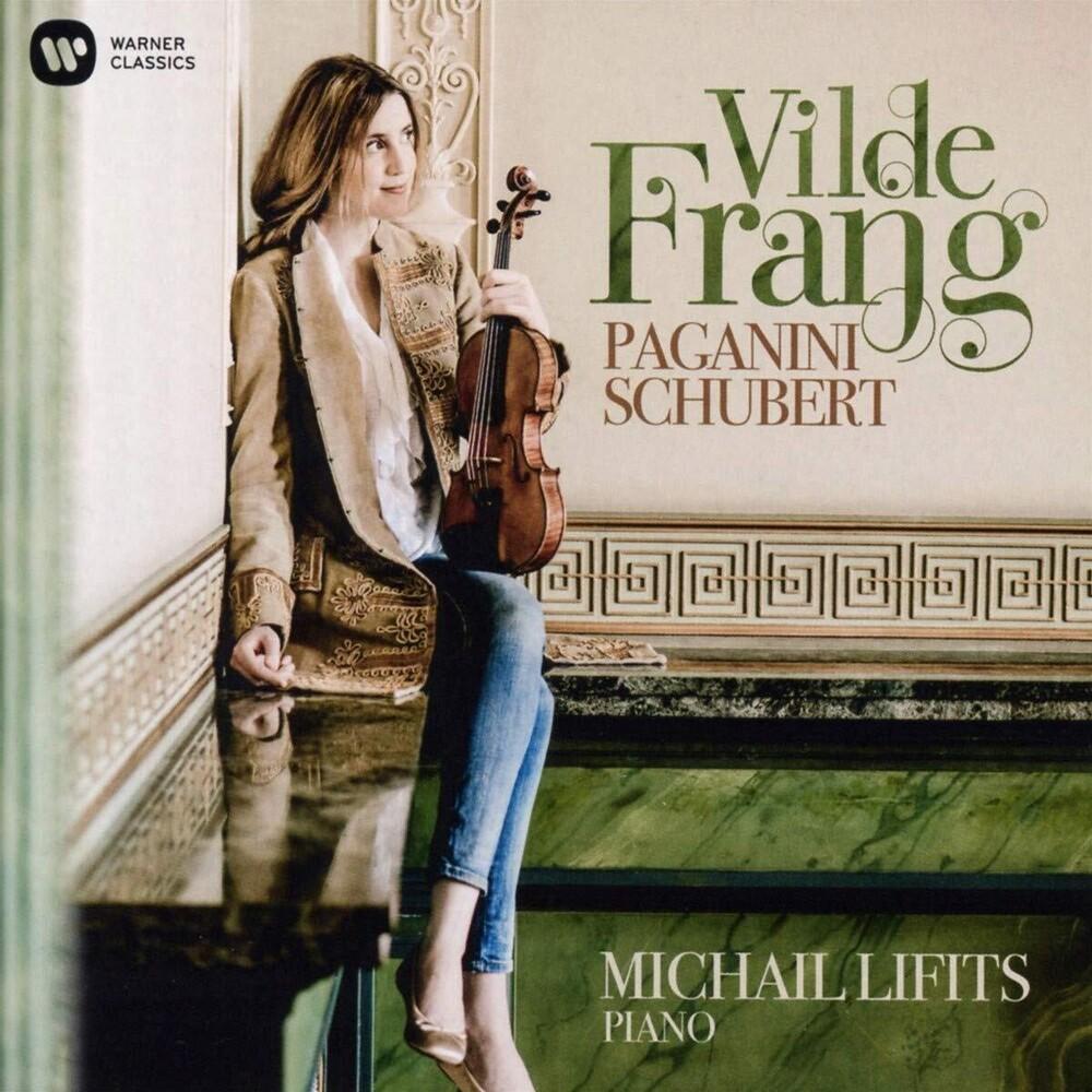 Vilde Frang / Lifits,Michael - Paganini Schubert [Digipak]