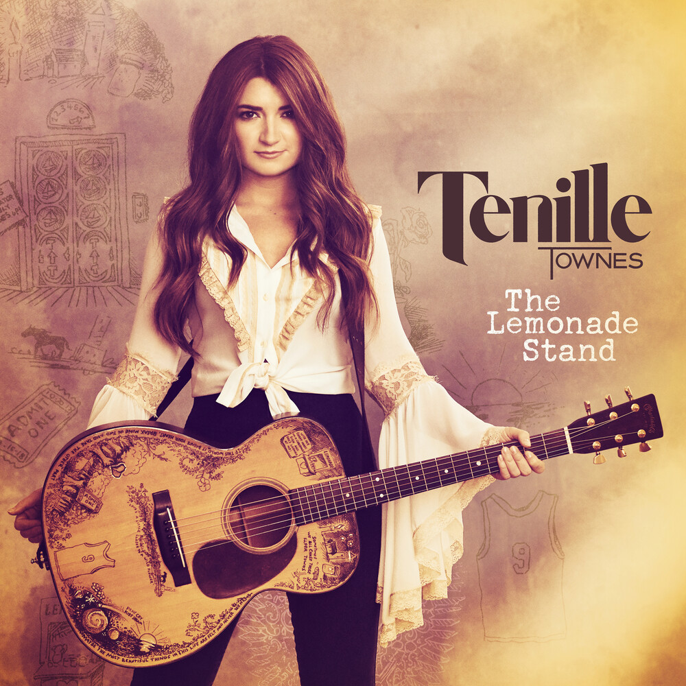 Tenille Townes - The Lemonade Stand [Import LP]
