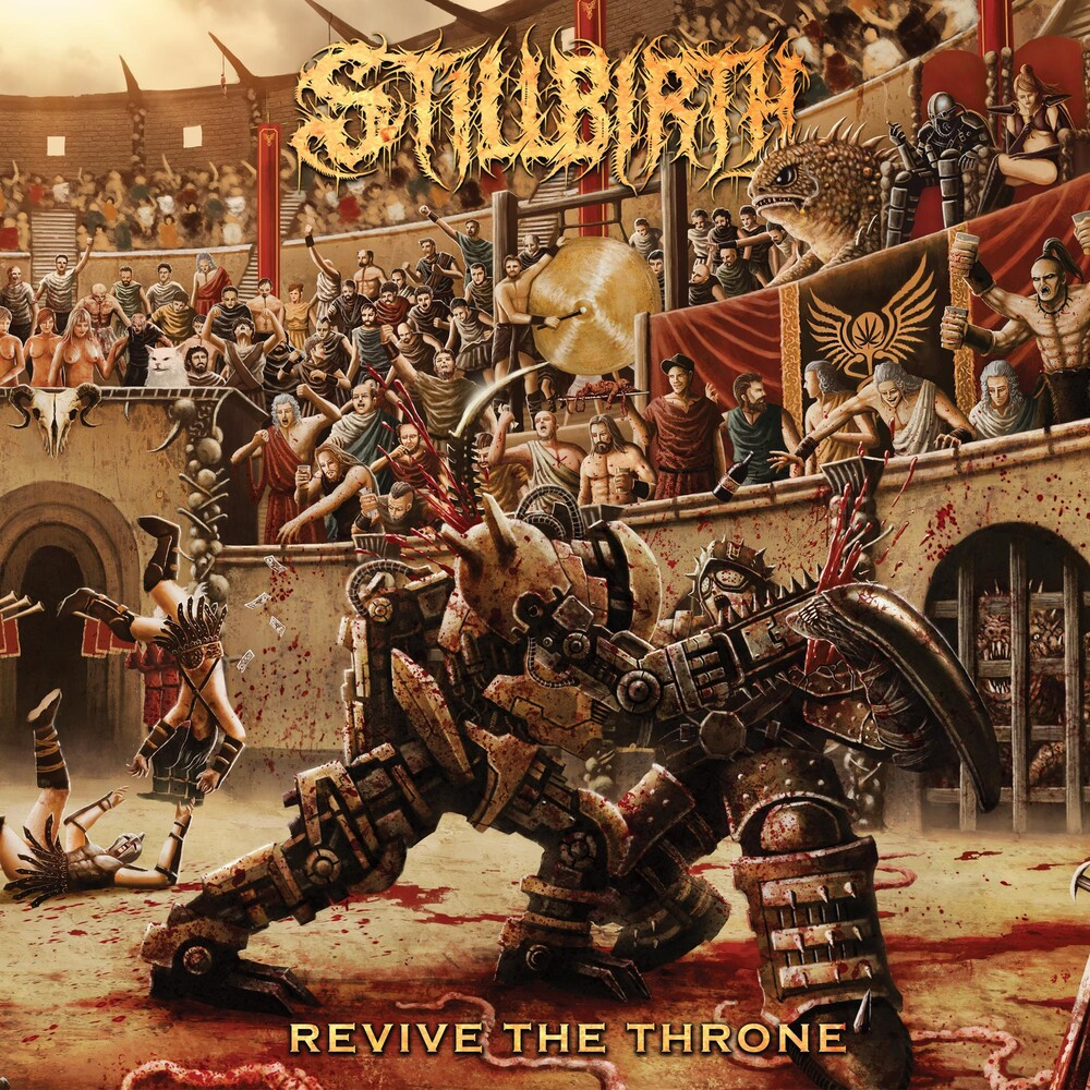 Stillbirth - Revive The Throne