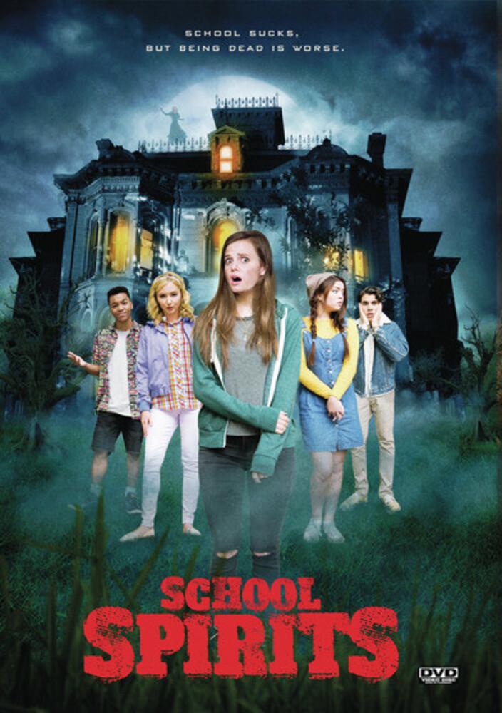 - School Spirits / (Mod Ac3)