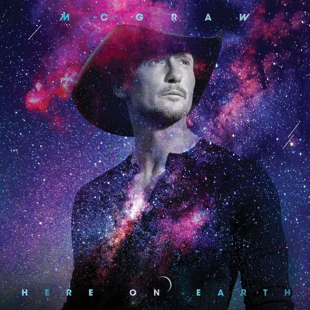 Tim Mcgraw - Here On Earth [2LP]