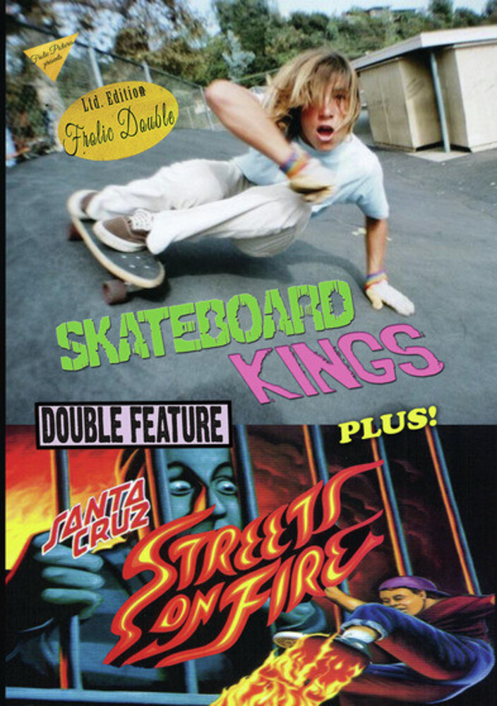 Skateboard Kings / Santa Cruz Streets on Fire - Skateboard Kings / Santa Cruz Streets On Fire