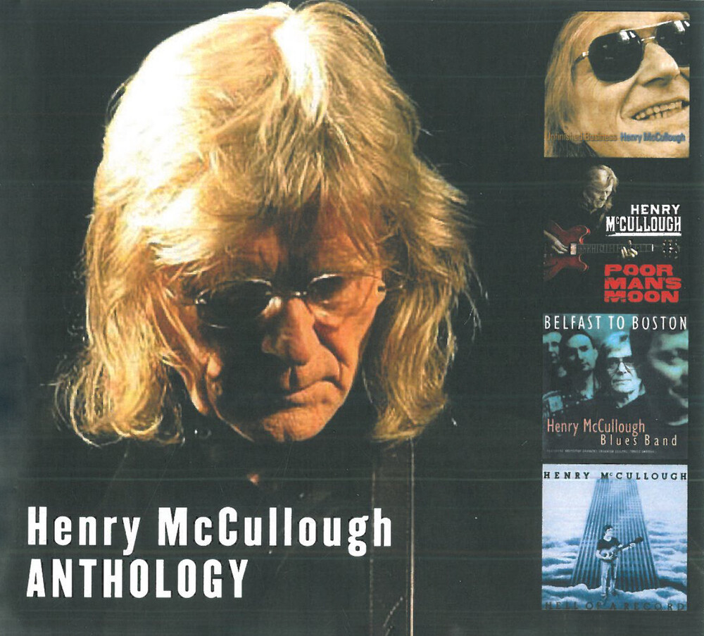 Henry Mccullough - Anthology