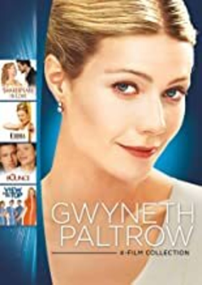 Gwyneth Paltrow Collection - Gwyneth Paltrow Collection (4pc) / (Box Amar Dub)