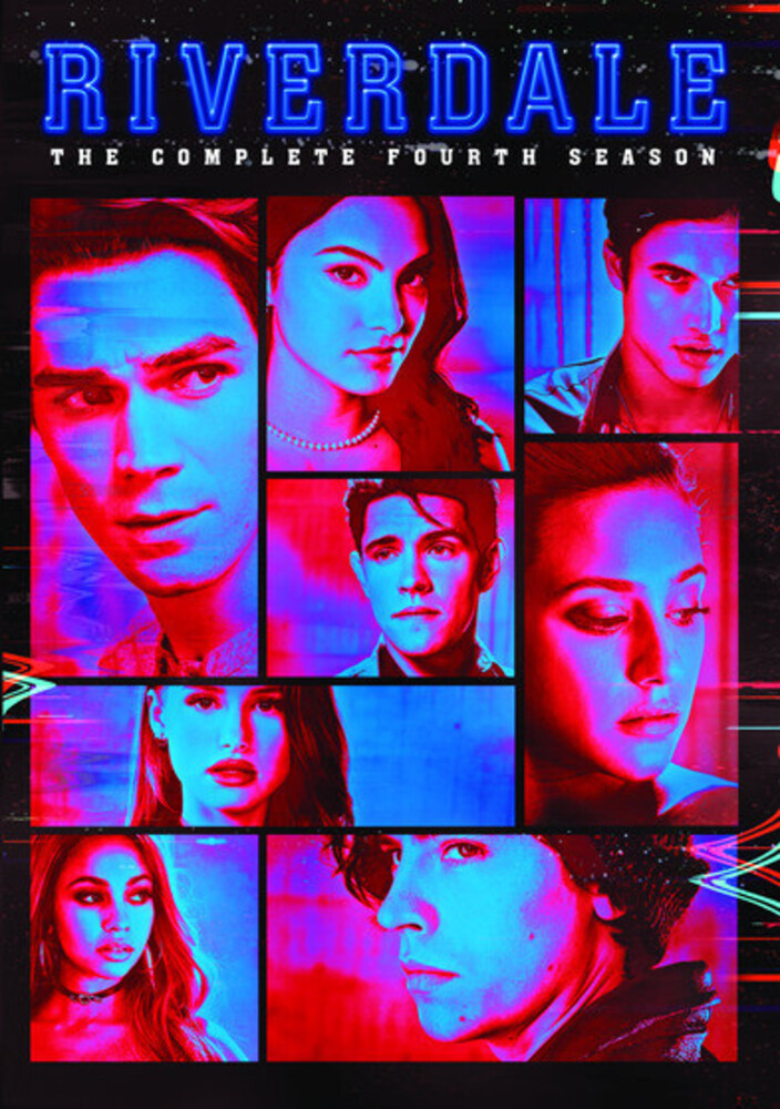- Riverdale: Complete Fourth Season (4pc) / (Full)