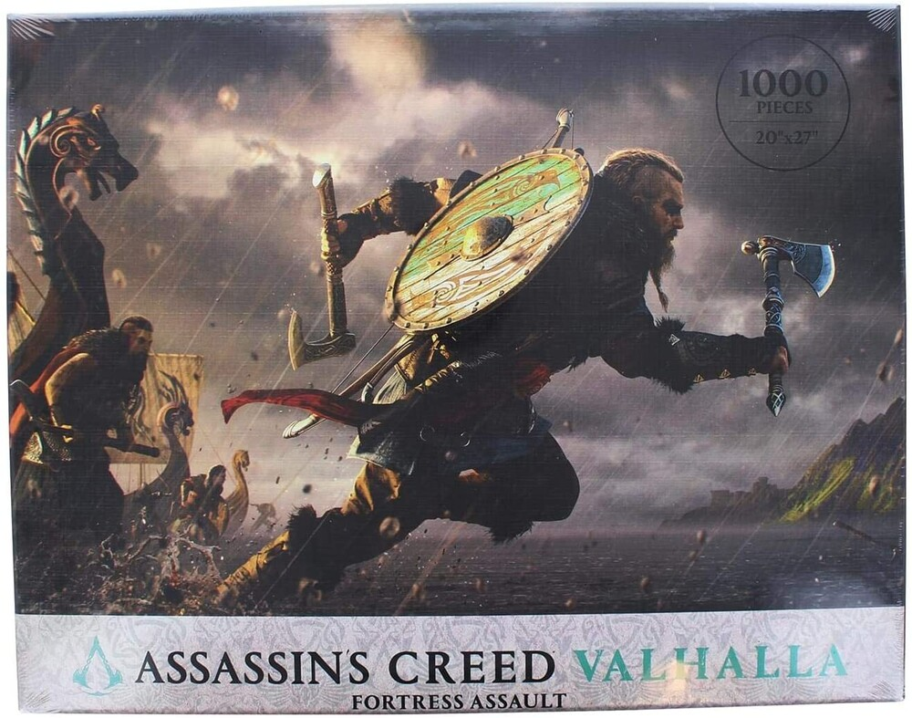 Assassin's Creed Valhalla: Fortress Assault Puzzle - Assassin's Creed Valhalla: Fortress Assault Puzzle