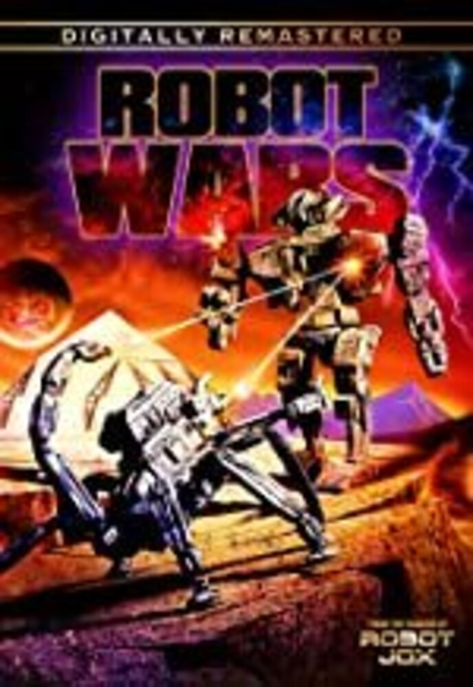 - Robot Wars / [Remastered]