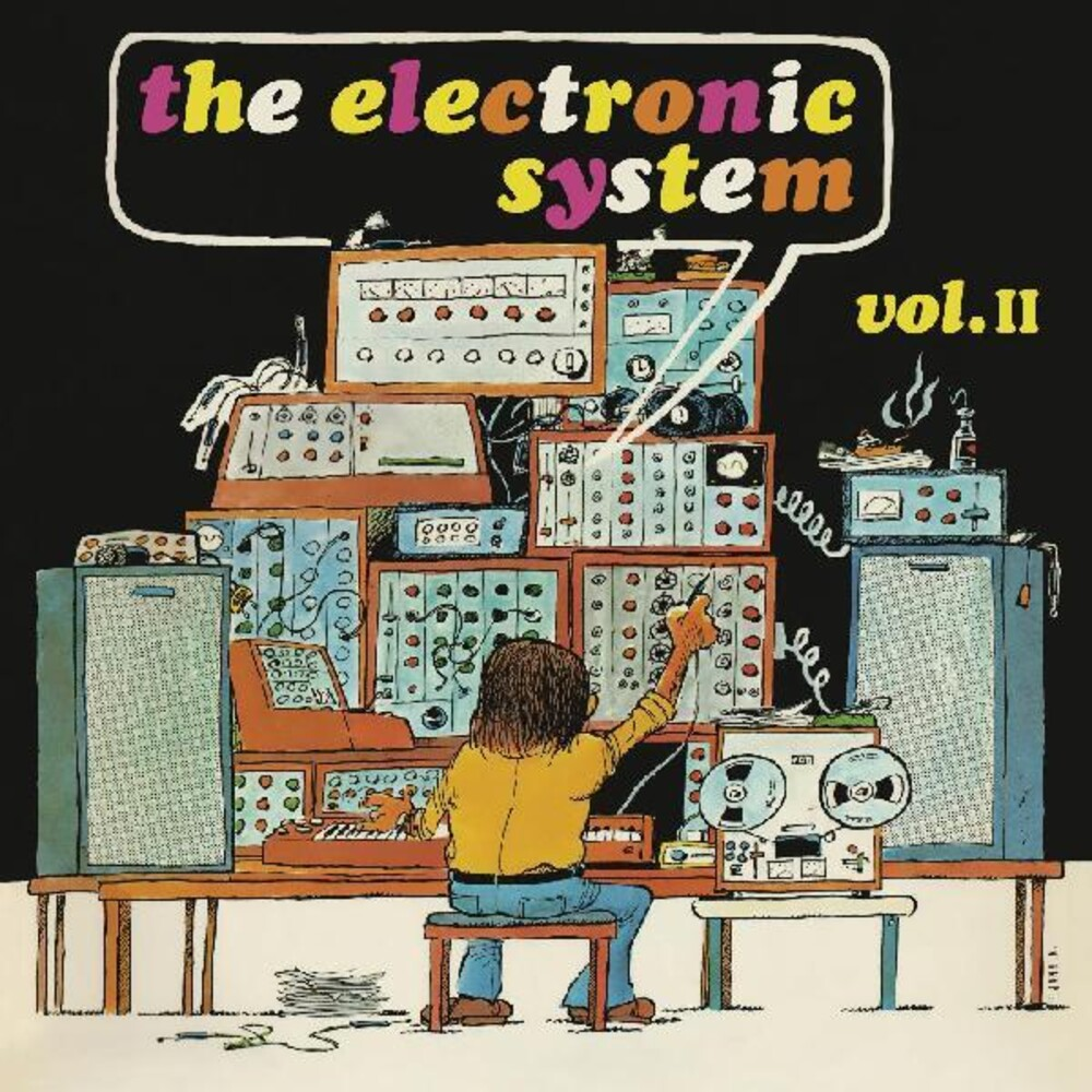 Electronic system - Vol. Ii [Colored Vinyl] [Limited Edition] (Ylw)