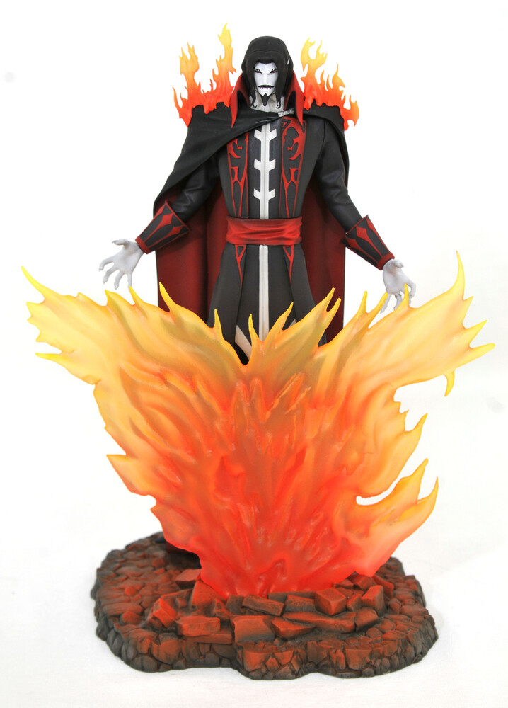 Diamond Select - Diamond Select - Castlevania Gallery Dracula PVC Statue