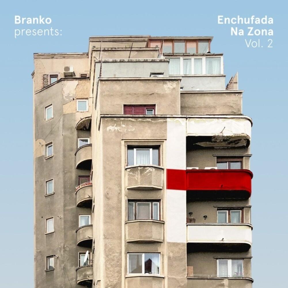 Branko - Branko Presents: Enchufada Na Zona Vol 2 (Aus)