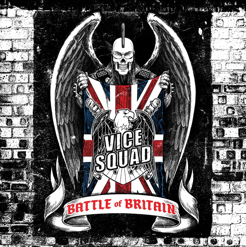 Vice Squad - Battle Of Britain [Colored Vinyl] (Uk)