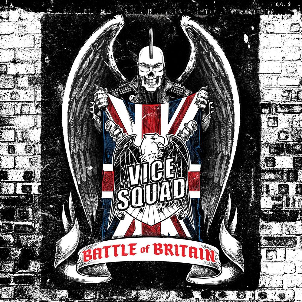 Vice Squad - Battle Of Britain [Colored Vinyl] (Uk)