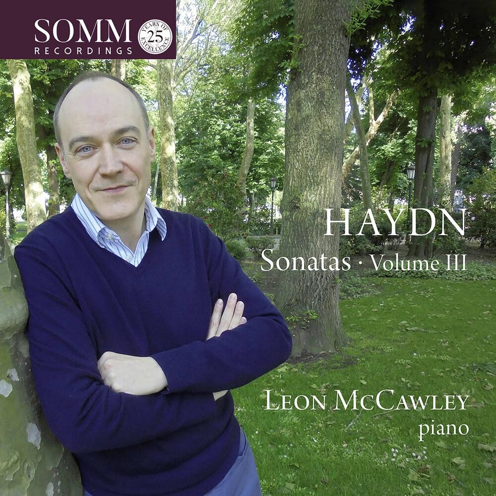 Leon McCawley - Piano Sonatas 3