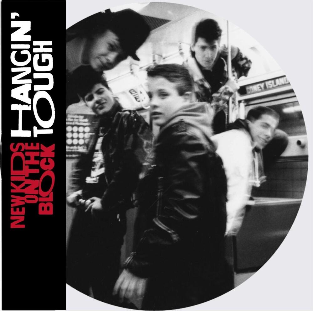 New Kids On The Block / Nkotb - Hangin Tough (Ltd) (Pict) (Spa)